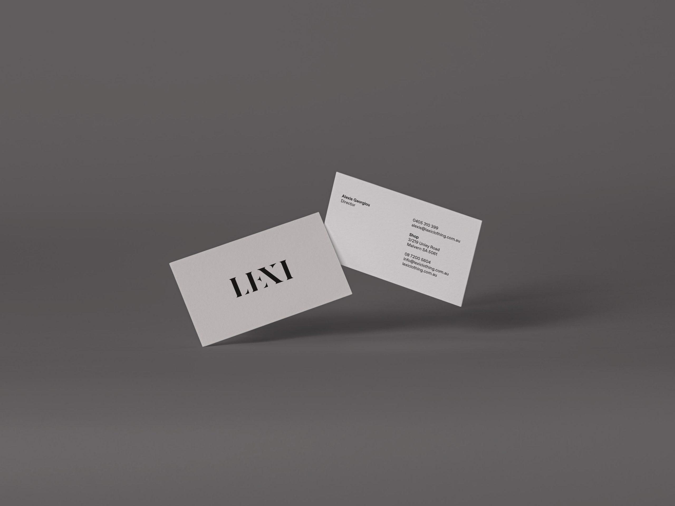 Lexi-Cards